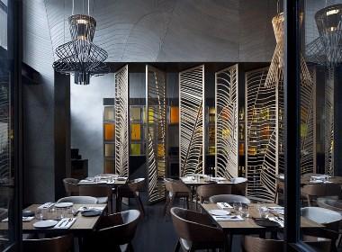 好享莱西餐厅——西昌西餐厅设计|西昌西餐厅装修公司|古兰装饰