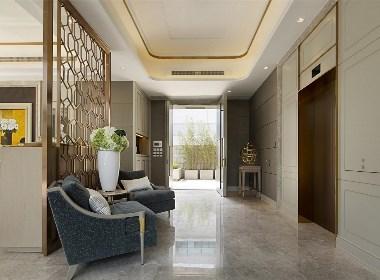 香港名家匯樣板房--梁志天 欧模网分享