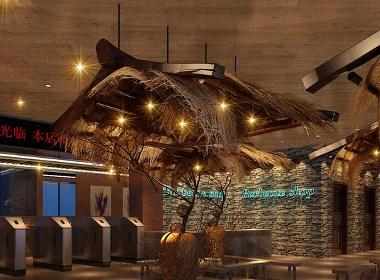 中餐厅设计-中餐厅装修