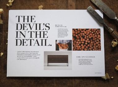 Carpenter Studio家具品牌形象设计|摩尼视觉分享
