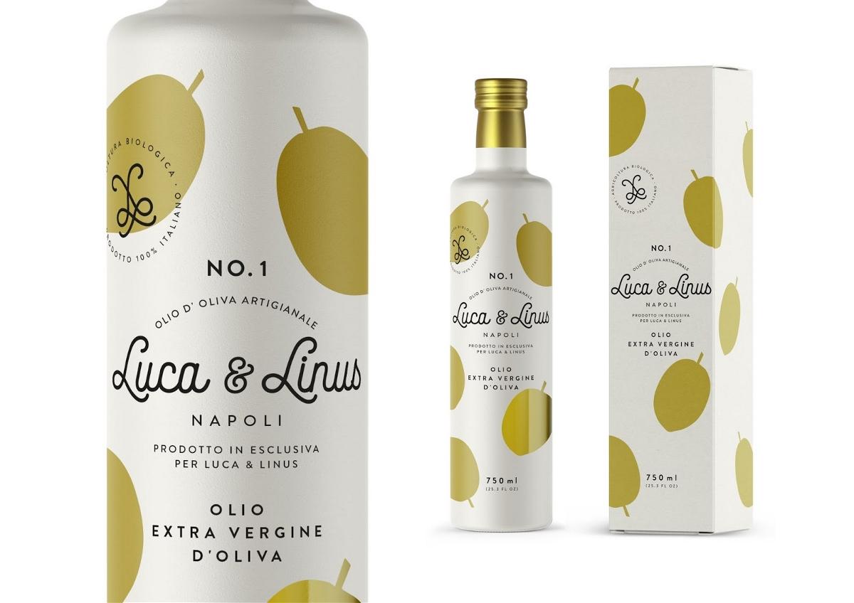 Luca & Linus Olio d'oliva | 摩尼视觉分享