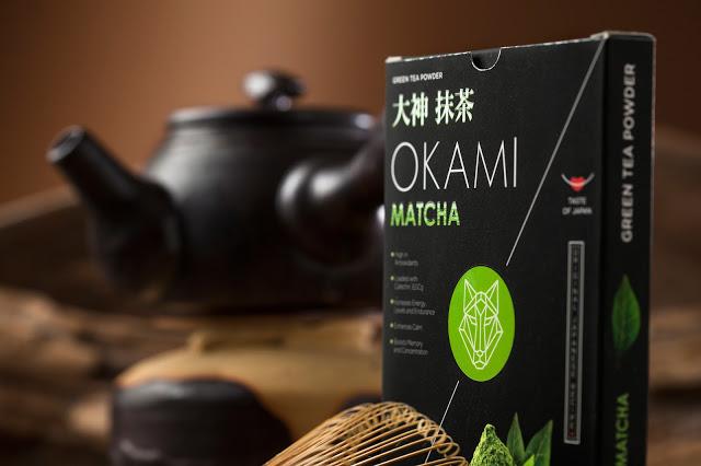 Okami Matcha | 摩尼视觉分享