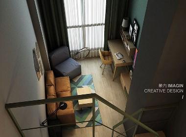 朗筑公寓酒店设计