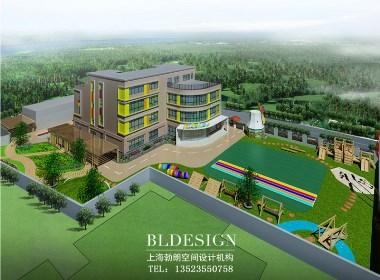 郑州不错的幼儿园设计案例——郑州茉莉宝贝幼儿园设计方案