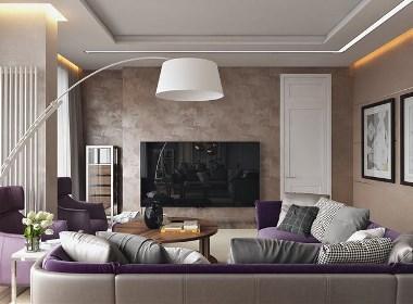 一个满足三代同堂舒适的家