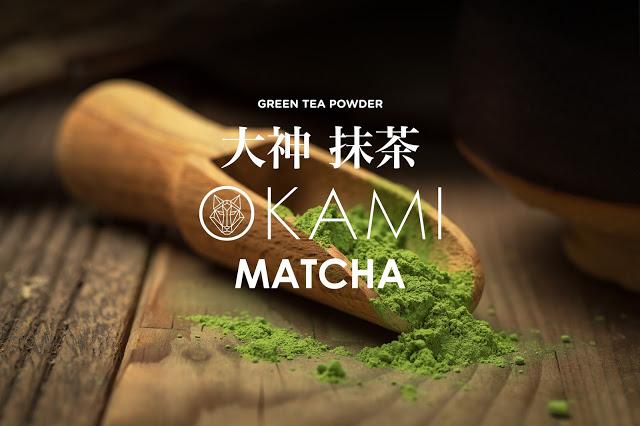 Okami Matcha包装设计 | 摩尼视觉分享