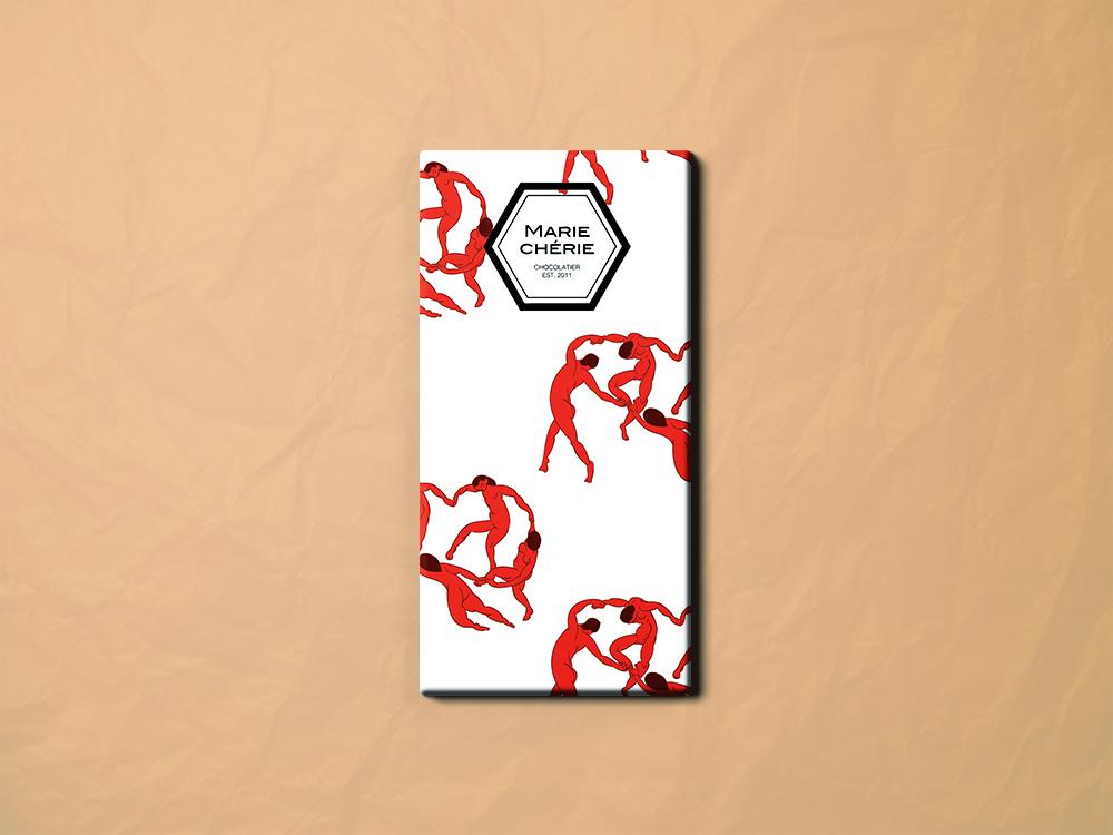 Marie Cherie巧克力包装设计
