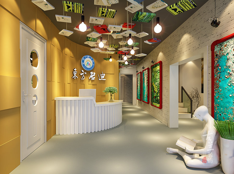桂林培训机构设计公司
