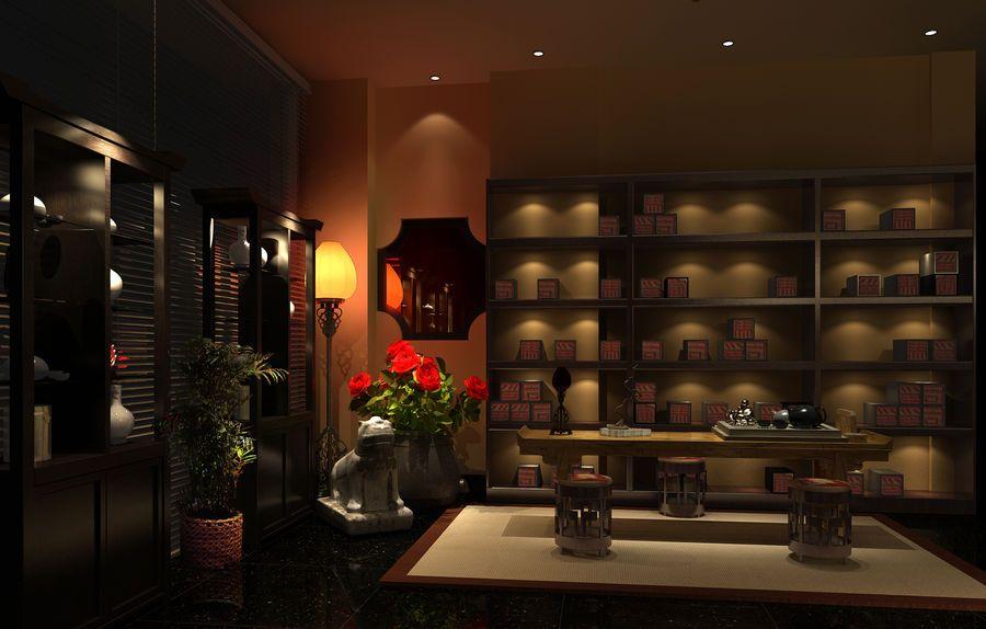 毕节茶楼专业设计公司|毕节茶楼设计-《广安广都会茶楼》