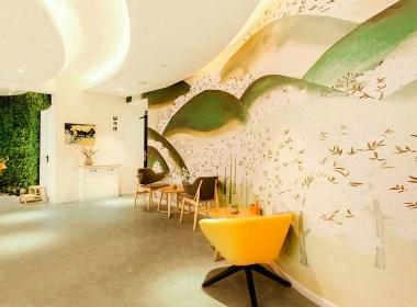 诗和远方咖啡厅装修设计|大理专业咖啡厅装修设计公司