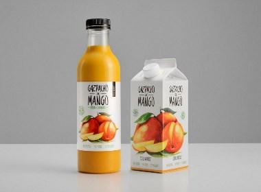 gazpacho 饮料包装设计 | 摩尼视觉分享