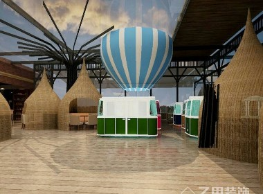 thomtson咖啡厅|大理专业咖啡厅装修设计公司