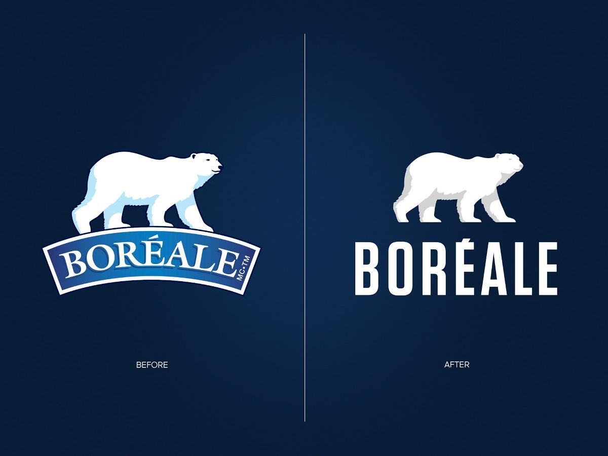 Boreale啤酒包装设计 | 摩尼视觉分享