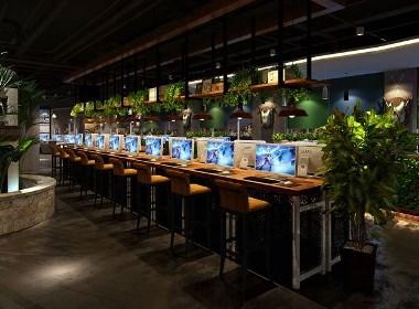 六盘水专业网咖网吧设计|六盘水专业网咖网吧设计公司《名流网咖》