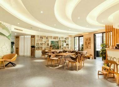 《诗和远方咖啡厅》六盘水咖啡厅设计|六盘水咖啡厅设计公司