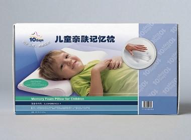 儿童记忆枕产品包装设计 | 摩尼视觉原创