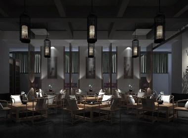 素禅茶楼-泸州茶楼装修设计公司,泸州茶楼设计