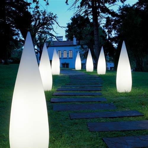 庭院设计|灯