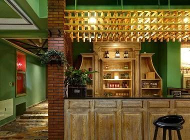 同仁专业咖啡厅设计 同仁专业咖啡厅设计公司《仙踪咖啡厅》