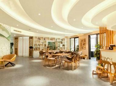 同仁专业咖啡厅设计 同仁专业咖啡厅设计公司《诗和远方咖啡厅》