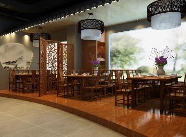 辣嘴火锅店-泸州新中式火锅店设计案例,泸州火锅店设计公司