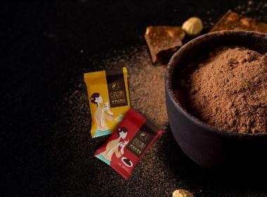 红糖姜茶-系列包装形象设计