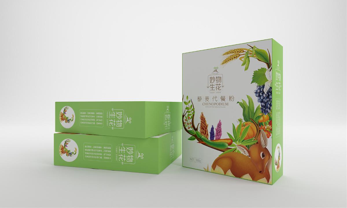 妙物生花——徐桂亮品牌设计