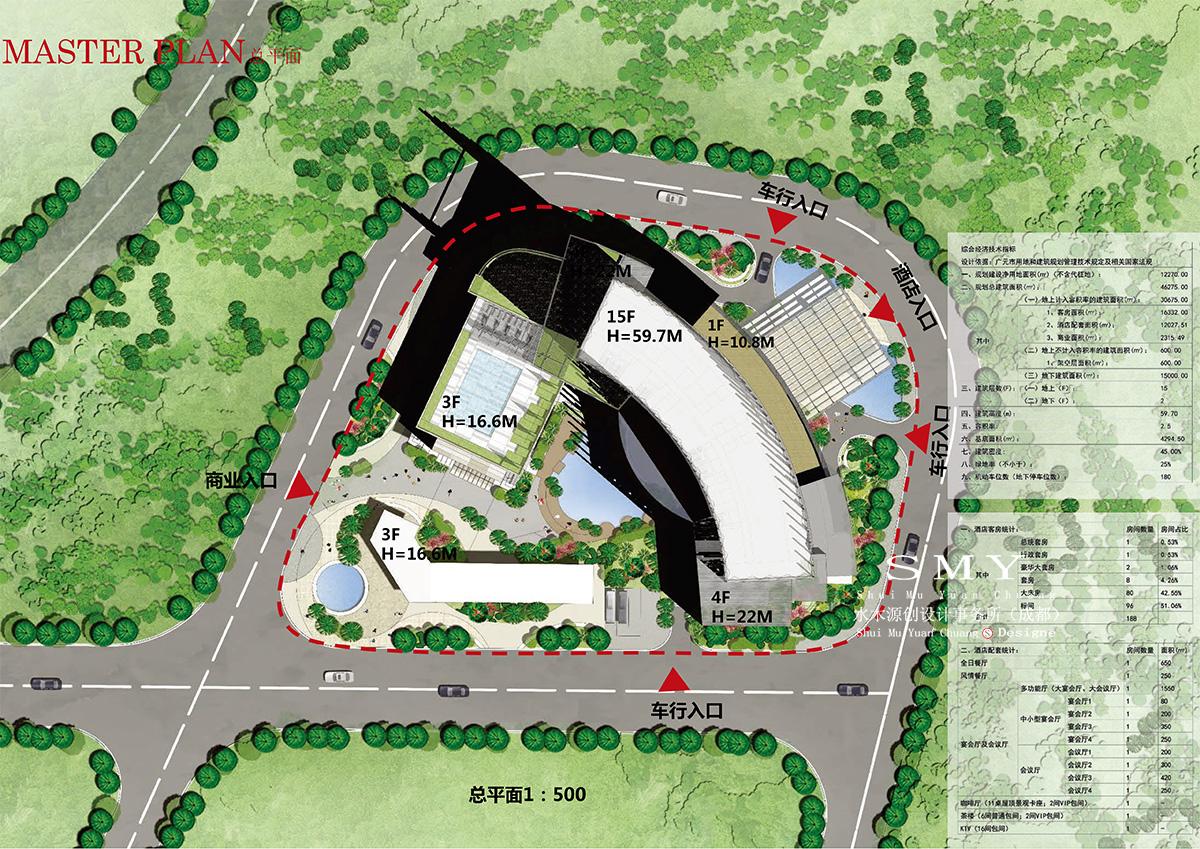 广元酒店设计规划方案—水木源创