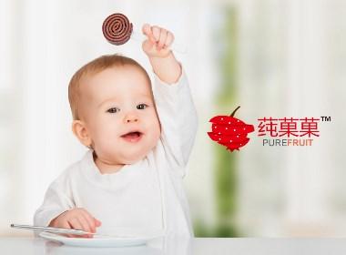 【百纳食品包装设计案例】福园莼菓菓品牌整合案例