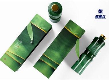 2017红星奖作品:竹叶青酒包装设计—— 柏星龙