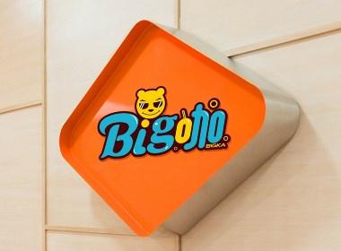 BIGKA(大咖)品牌形象设计