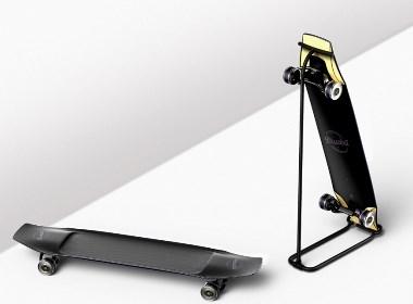 滑板车设计