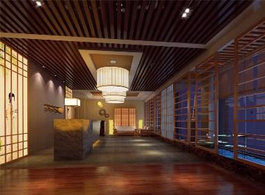 日式美容院-都江堰日式美容院设计,都江堰美容设计公司