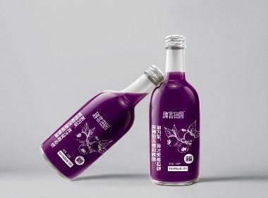 趣客田园 饮料系列包装设计