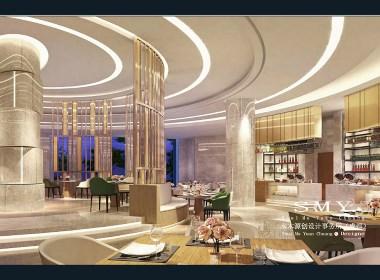 成都洲际假日酒店设计—皇冠假日酒店—水木源创设计