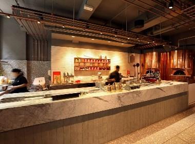 [西餐厅] 兰桂坊里的工业风格意大利餐厅-欧模网分享