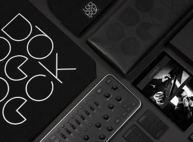 Loupedeck图片编辑公司品牌高端VI设计