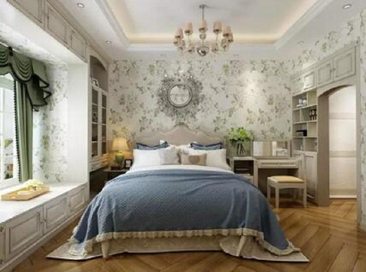 10平方卧室的装修效果图 成都最专业的装修公司.