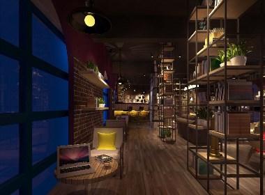 半杯咖啡厅-都江堰咖啡厅装修设计,都江堰咖啡厅装修设计公司
