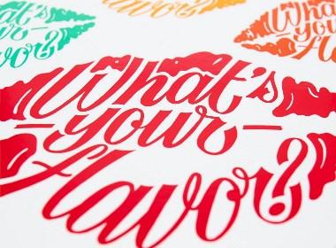 Clarins Lip Oil 品牌包装设计分享 | 葫芦里都是糖