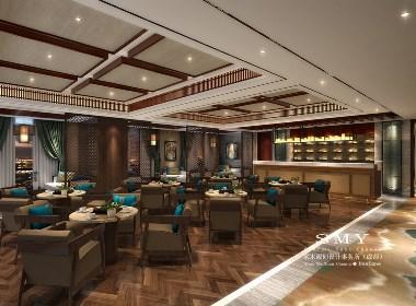 藏式主题酒店设计—昌都酒店—水木源创设计