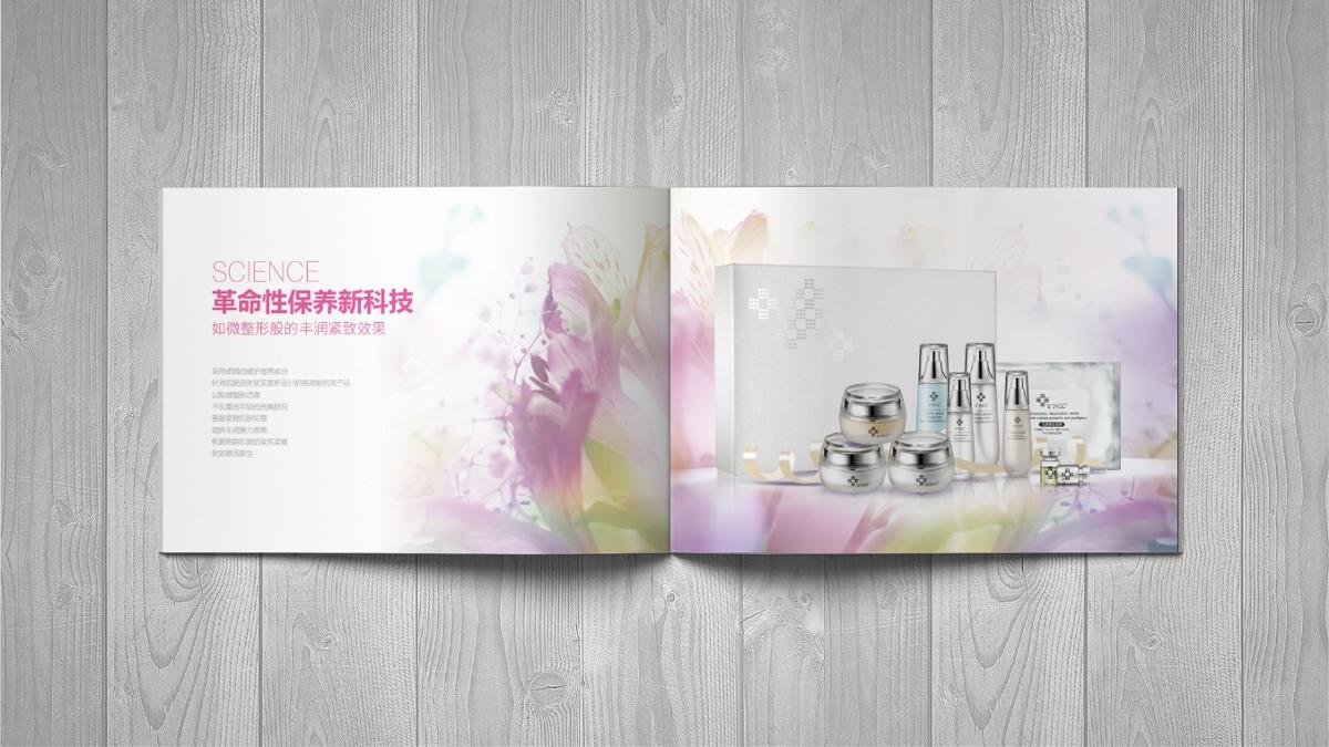 YNZ云姿 品牌产品手册设计 | 葫芦里都是糖