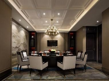 朗昇新作|深圳喜粤荟(私房菜)餐厅设计