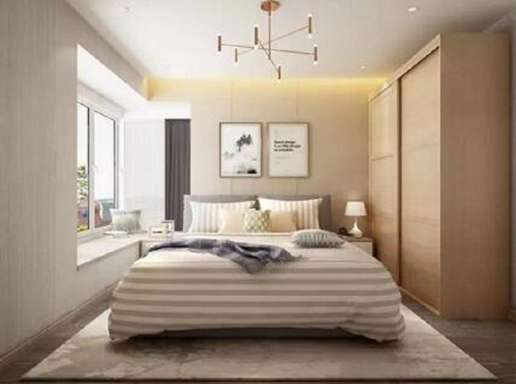 10平方卧室的装修效果图|成都最专业的装修公司.