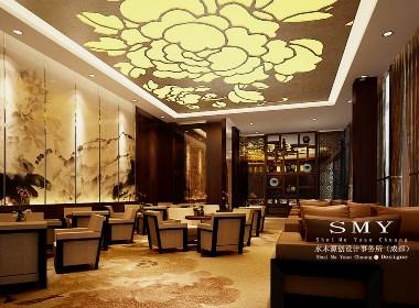 彭州主题酒店设计—牡丹主题酒店—水木源创设计