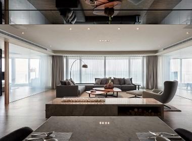 现代简约住宅--欧模网分享