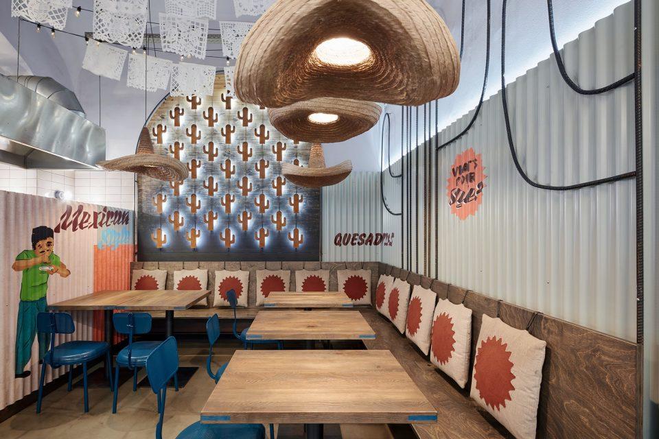 Burrito Loco连锁餐厅