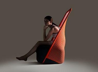 Layer弹力椅