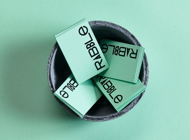 Rabble 品牌VI视觉设计分享 | 葫芦里都是糖
