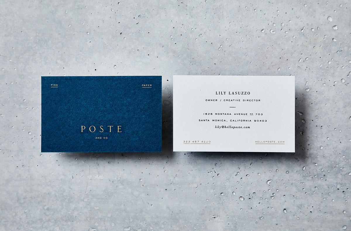 Poste 品牌VI视觉设计分享 | 葫芦里都是糖